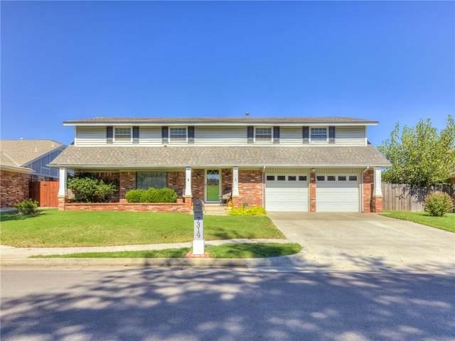 7319 NW 105th Street, Oklahoma City, OK 73162 (MLS #980344) :: Homestead & Co