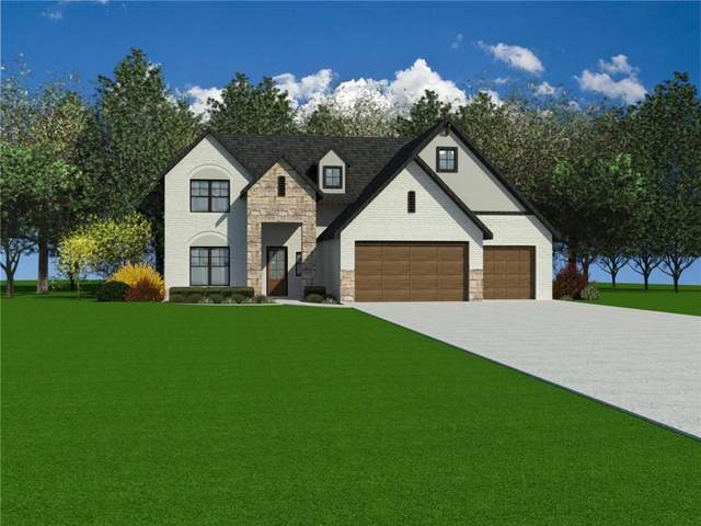 10324 NE 144th Street, Jones, OK 73049 (MLS #980375) :: Erhardt Group