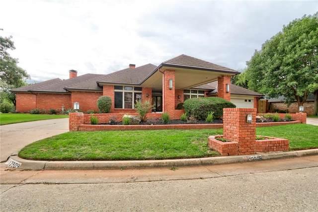 12909 Deerfield Court, Oklahoma City, OK 73142 (MLS #980431) :: Keller Williams Realty Elite