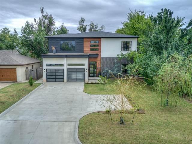 1212 W Wilshire Boulevard, Nichols Hills, OK 73116 (MLS #980439) :: Homestead & Co