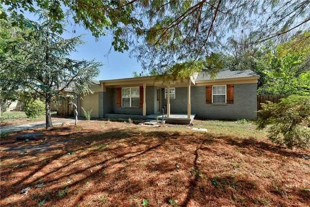 2014 N Roff Avenue, Oklahoma City, OK 73107 (MLS #980488) :: Homestead & Co