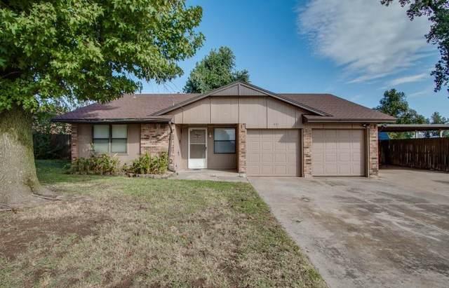 401 W Hillcrest Drive, Mustang, OK 73064 (MLS #980489) :: KG Realty