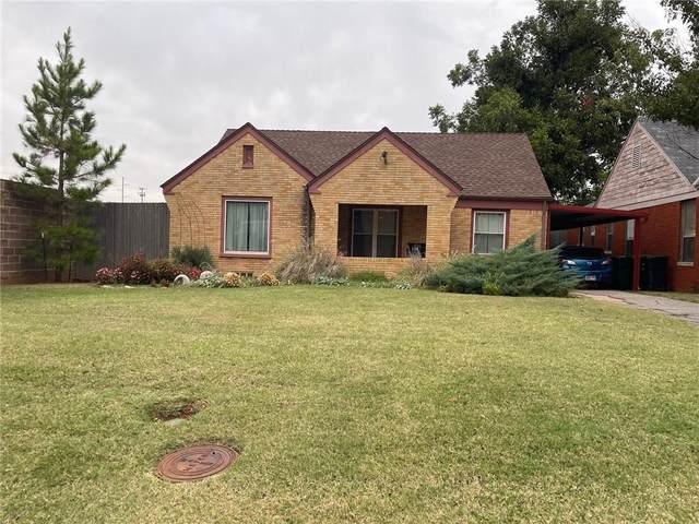 1005 NW 49th Street, Oklahoma City, OK 73118 (MLS #980493) :: Homestead & Co