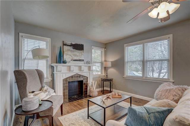 3304 NW 25th Street, Oklahoma City, OK 73107 (MLS #980499) :: Homestead & Co