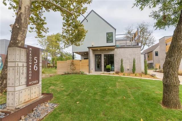 1121 NW 56th Street, Oklahoma City, OK 73118 (MLS #980505) :: Homestead & Co