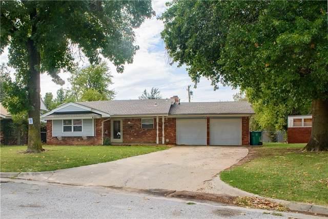 6321 S Dewey Avenue, Oklahoma City, OK 73139 (MLS #980506) :: Meraki Real Estate