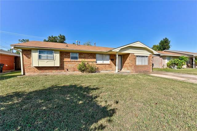105 S Bristow Avenue, Moore, OK 73160 (MLS #980509) :: Meraki Real Estate