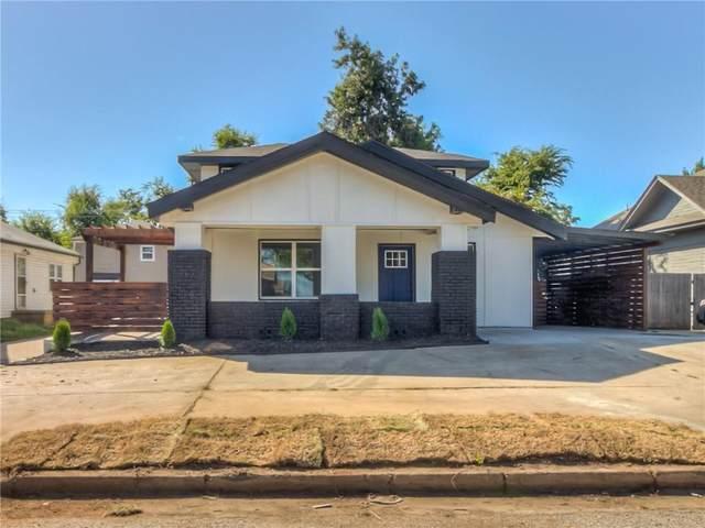 1220 NW 13th Street, Oklahoma City, OK 73106 (MLS #980510) :: Homestead & Co