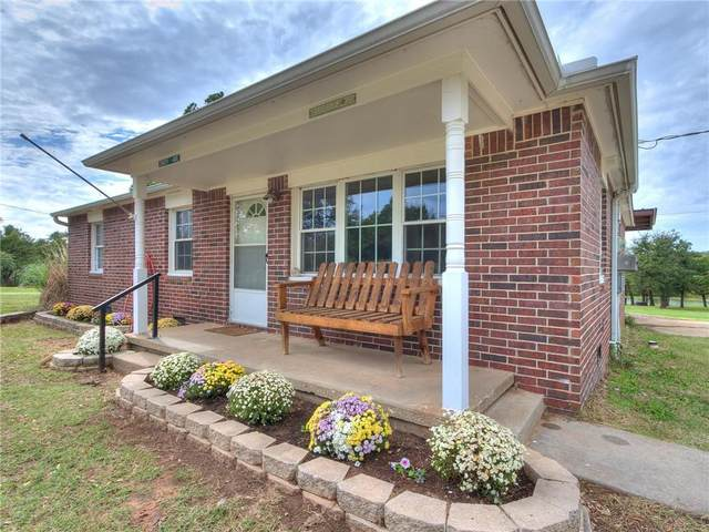 2463 Orchard Road, Choctaw, OK 73020 (MLS #980511) :: 580 Realty