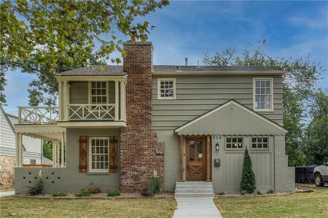 908 NW 38th Street, Oklahoma City, OK 73118 (MLS #980527) :: Homestead & Co