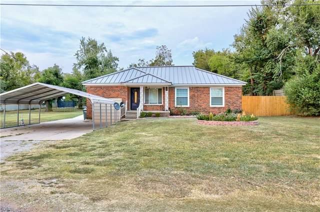 704 Howard Drive, Del City, OK 73115 (MLS #980539) :: Meraki Real Estate