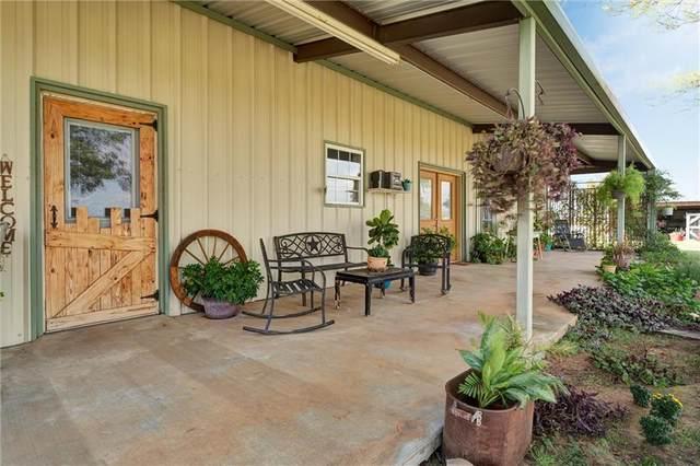 12134 N 1880 Road, Sayre, OK 73662 (MLS #980542) :: Homestead & Co