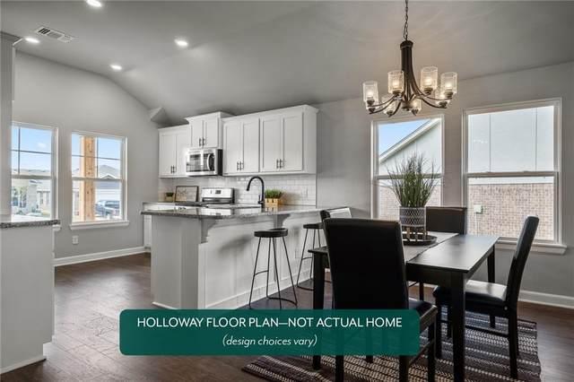 1252 SW 159th Street, Oklahoma City, OK 73170 (MLS #980557) :: Homestead & Co