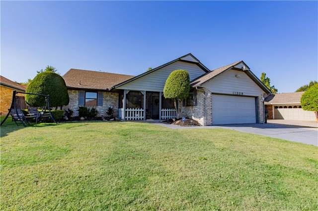 11309 Windmill Place, Oklahoma City, OK 73162 (MLS #980560) :: Homestead & Co