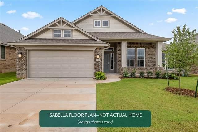 13239 Sawtooth Oak Road, Choctaw, OK 73020 (MLS #980565) :: 580 Realty