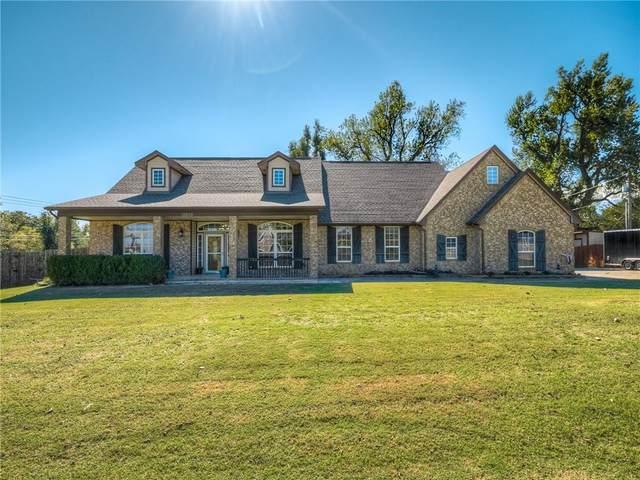 13950 NE 9th Street, Choctaw, OK 73020 (MLS #980570) :: Meraki Real Estate