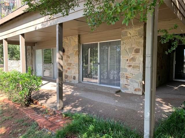 6000 N Pennsylvania Avenue #121, Oklahoma City, OK 73112 (MLS #980576) :: Meraki Real Estate