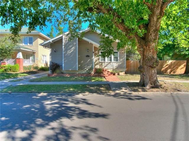 615 W Symmes Street, Norman, OK 73069 (MLS #980604) :: 580 Realty