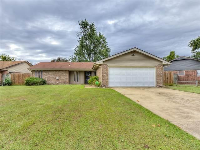 740 Wood Hollow Lane, Moore, OK 73160 (MLS #980611) :: Keller Williams Realty Elite