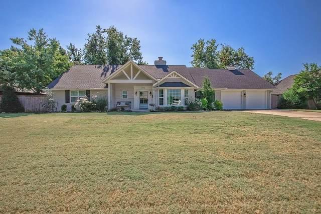 2916 Pelham Drive, Oklahoma City, OK 73120 (MLS #980617) :: Meraki Real Estate