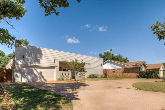 5929 NW 81st Street, Oklahoma City, OK 73132 (MLS #980640) :: Homestead & Co