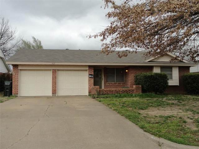 1021 Montgomery Circle, Norman, OK 73071 (MLS #980643) :: Meraki Real Estate