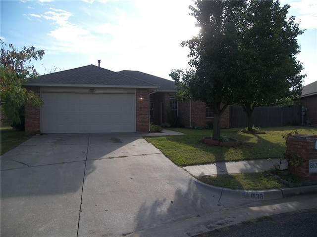 8136 Bigwood Drive, Del City, OK 73135 (MLS #980657) :: Keller Williams Realty Elite