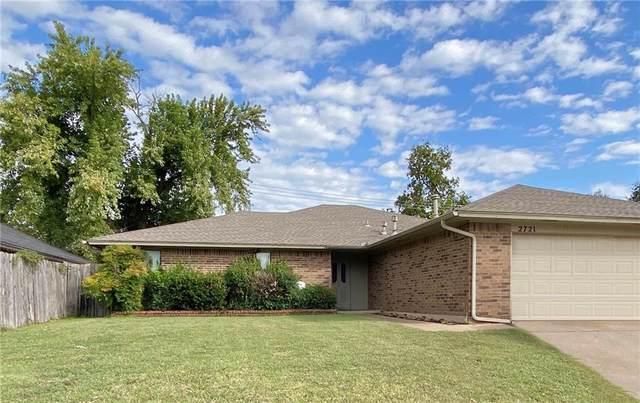 2721 Fairfield Drive, Edmond, OK 73012 (MLS #980679) :: Homestead & Co