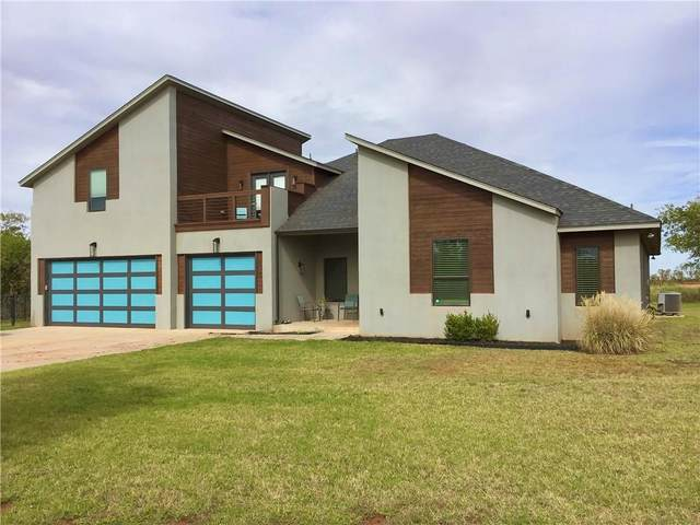 3299 NE Moffat Road, Piedmont, OK 73078 (MLS #980682) :: Meraki Real Estate