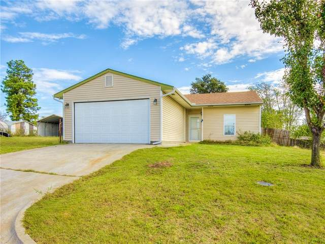 1012 Pacific, Choctaw, OK 73020 (MLS #980688) :: 580 Realty