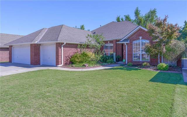 1608 SW 129th Street, Oklahoma City, OK 73170 (MLS #980691) :: Meraki Real Estate