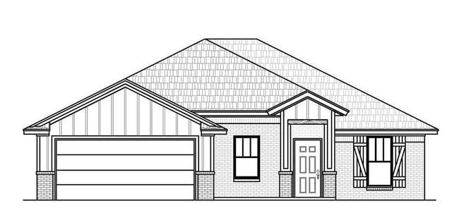 4225 NW 152nd Terrace, Edmond, OK 73013 (MLS #980693) :: Homestead & Co