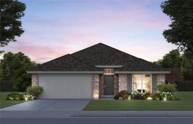 4229 NW 152nd Terrace, Edmond, OK 73013 (MLS #980694) :: Homestead & Co
