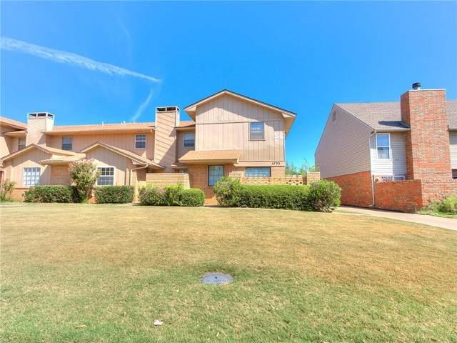 4733 NW 72nd Street, Oklahoma City, OK 73132 (MLS #980696) :: Meraki Real Estate