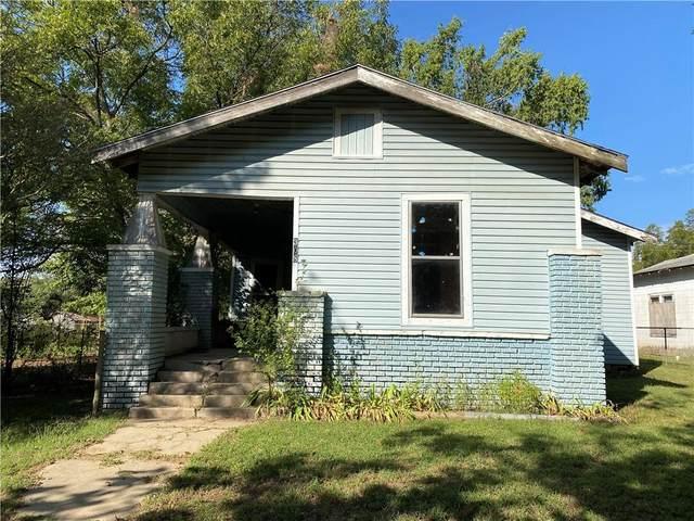 308 S Minnesota Avenue, Shawnee, OK 74801 (MLS #980747) :: KG Realty