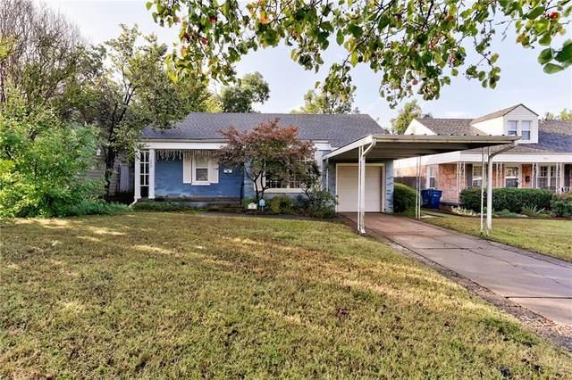 700 NW 47th Street, Oklahoma City, OK 73118 (MLS #980748) :: Homestead & Co