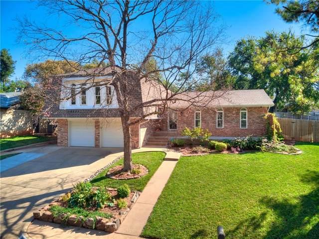 908 East Drive, Edmond, OK 73034 (MLS #980751) :: 580 Realty