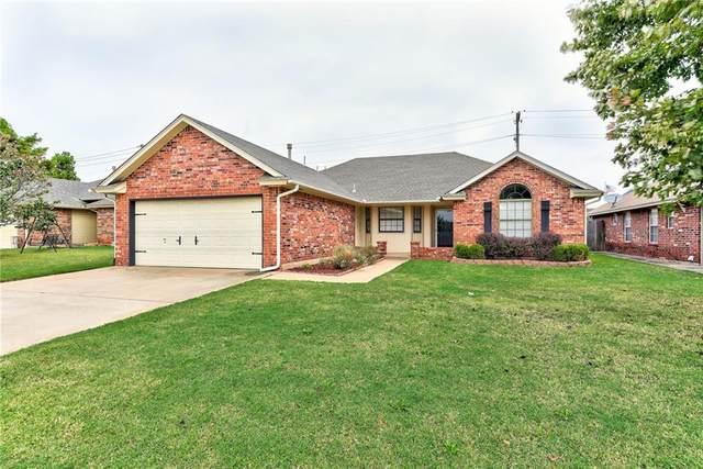 309 SE 6th Street, Moore, OK 73160 (MLS #980753) :: Meraki Real Estate