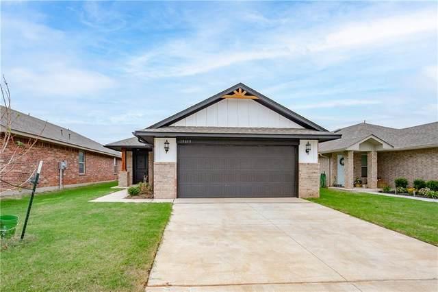 19613 Brookville Drive, Edmond, OK 73012 (MLS #980754) :: Homestead & Co