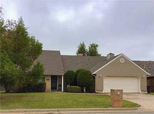 8101 NW 119th Street, Oklahoma City, OK 73162 (MLS #980756) :: Homestead & Co