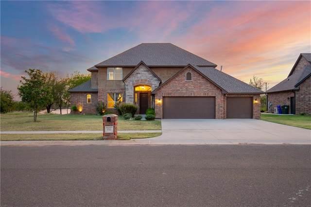 950 Siena Springs Drive, Norman, OK 73071 (MLS #980762) :: KG Realty