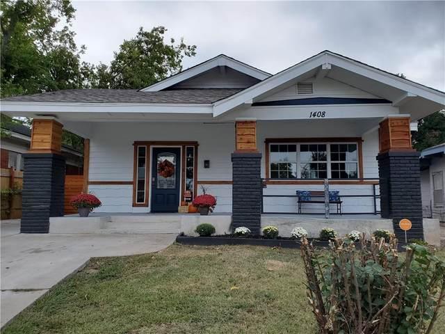 1408 NW 20th Street, Oklahoma City, OK 73106 (MLS #980763) :: Homestead & Co