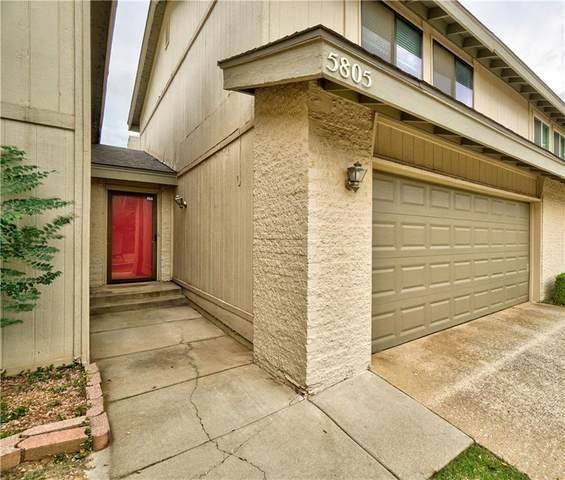 5805 Hefner Village Circle, Oklahoma City, OK 73162 (MLS #980768) :: Meraki Real Estate