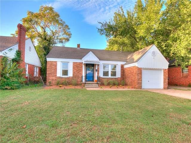 2132 NW 30th Street, Oklahoma City, OK 73112 (MLS #980774) :: Meraki Real Estate