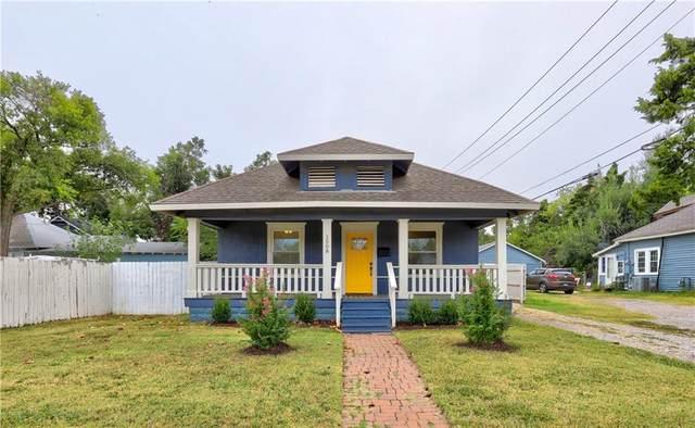 1508 NW 32nd Street, Oklahoma City, OK 73118 (MLS #980782) :: Homestead & Co