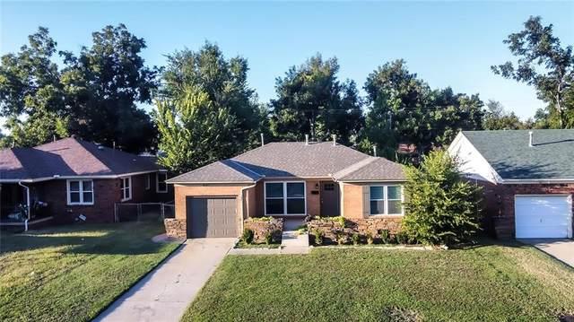 4147 NW 18th Street, Oklahoma City, OK 73107 (MLS #980785) :: Homestead & Co