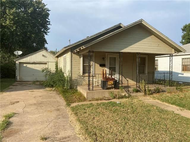 1217 W 6th Street, Elk City, OK 73644 (MLS #980807) :: Homestead & Co