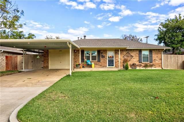 105 SW 5th Street, Moore, OK 73160 (MLS #980809) :: Meraki Real Estate