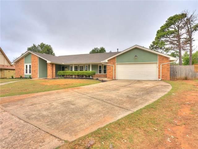 4020 Bluestem Circle, Norman, OK 73072 (MLS #980817) :: Homestead & Co