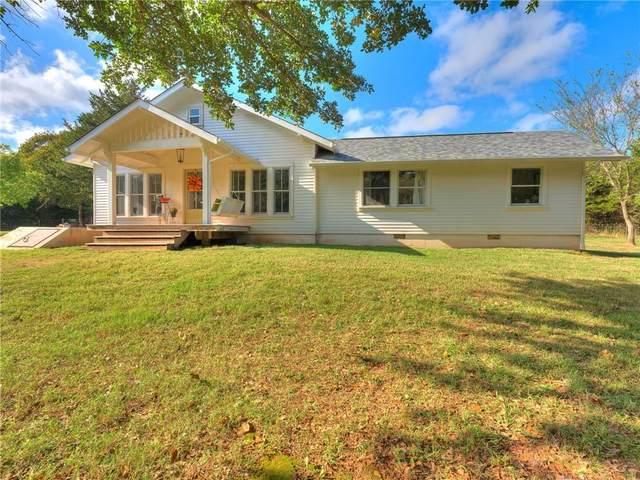 1506 Southern Shores Drive, Norman, OK 73026 (MLS #980821) :: Meraki Real Estate
